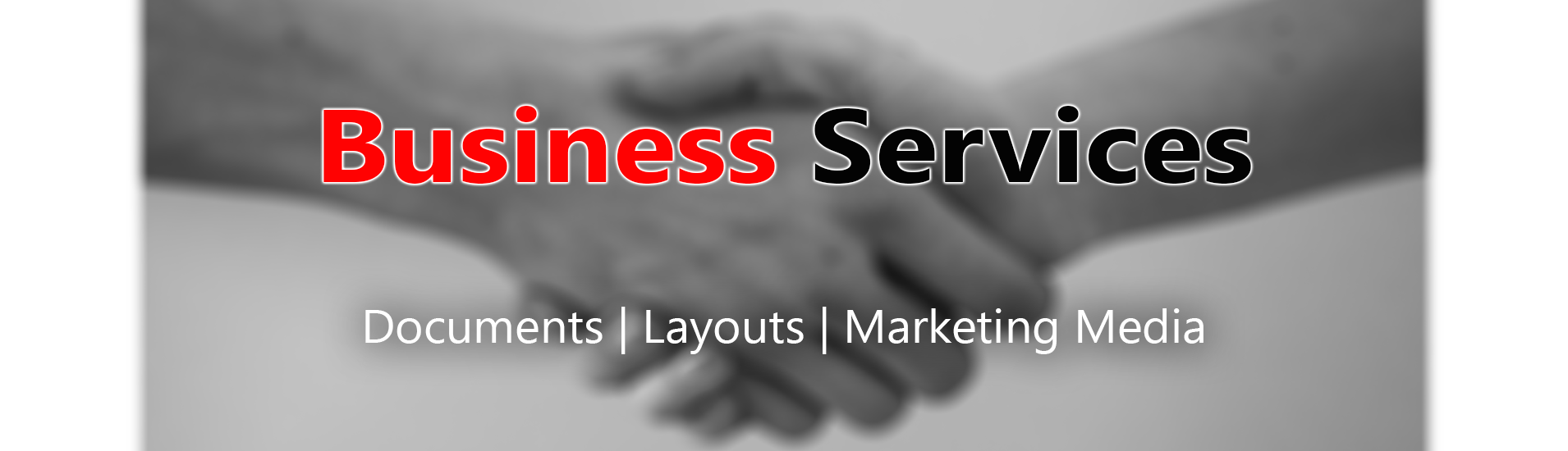 Business Services Header