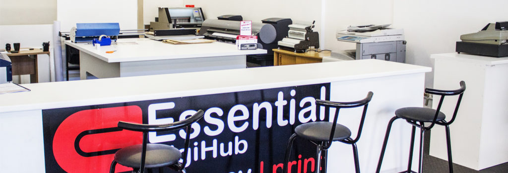 Essential DigiHub Print shop, Graphic Design and Photo Services